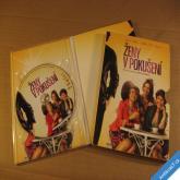 Vejdělek, Vlasáková, Dyk, Macháček ŽENY V POKUŠENÍ 2010 DVD