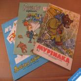 2 x VESELÉ KARTINKY 1965/9 1966/1 + MURZIAKA 1965/8