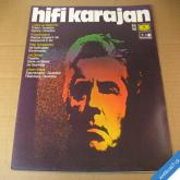 HIFI Karajan - Beethoven, Wagner, Tschaikowsky, Delibes, Strauss 1977