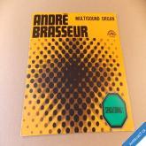 Brasseur André MULTISOUND ORGAN 1968 Artia Supraphon
