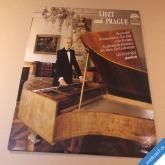 Liszt and Prague Panenka Jan - pianoforte 1988 LP