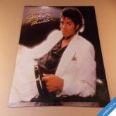 Jackson Michael THRILLER 1984 CBS Supraphon LP
