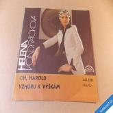 Vondráčková Helena OH, HAROLD, VZHŮRU K VÝŠKÁM 1979 SP stereo