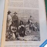 LE TOUR DU MONDE - NOUVEAU JOURNAL DES VOYAGES Charton prem. sem. 1875