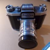 PRAKTICA FX 2 + TESSAR 2,8 / 50