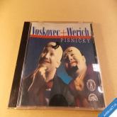 Voskovec + Werich PÍSNIČKY 2005 CD Supraphon