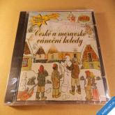 ČESKÉ A MORAVSKÉ VÁNOČNÍ KOLEDY 2004 CD Areka nerozbaleno