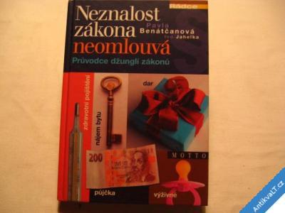 foto    NEZNALOST ZÁKONA NEOMLOUVÁ / ROZVOD / EXEKUCE...
