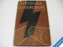 ATHENSKÁ DOMÁCNOST  WESCOTT G.  1947