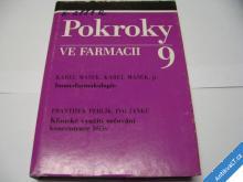 POKROKY VE FARMACII 9 IMUNOFARMAKOLOGIE MAŠEK 1989