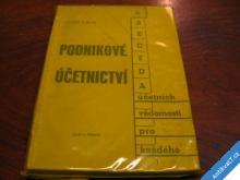 PODNIKOVÉ ÚČETNICTVÍ 1945  J. FIALA  ORBIS