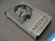 NIETZCHE FR. SEIN LEBEN IN SELBSTZEUGNISSEN.. 1942