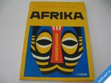 SOUBOR MAP POZNÁVÁME SVĚT  AFRIKA 1:12000000