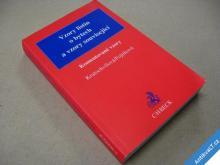 VZORY LISTIN O BYTECH A VZORY SOUVISEJÍCÍ C.H.BECK