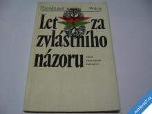 LET ZA ZVLÁŠTNÍHO NÁZORU  BULHARSKÁ SCI FI  1982