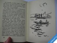 HÁLEK V.  DVĚ KŘÍDOVÉ KRESBY  1960  SEDLÁČEK V.