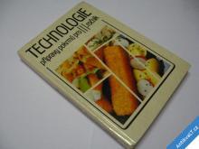 TECHNOLOGIE PŘÍPRAVY POKRMŮ PRO III. ROČNÍK  1984