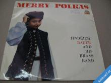 MERRY POLKAS BAUER AND HIS BRASS BAND 1967