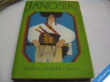 JÁNOŠÍK  V. CIBULA  1981 ALBATROS