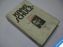 KÁMEN A BOLEST  SCHULZ KAREL  1989