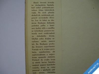 foto    HAVIARI NASTUPUJÚ... DONBASS SSSR  IGIŠEV V. 1953