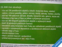 CD ROM TURISTICKÁ ENCYKLOPEDIE PRAHA NOVÉ
