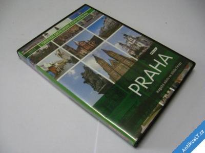 foto    CD ROM TURISTICKÁ ENCYKLOPEDIE PRAHA NOVÉ