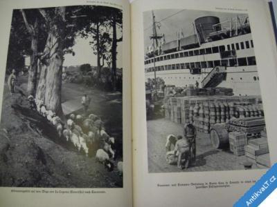 foto    KANARISCHEN INSELN UND MADEIRA  1937  LEIPZIG