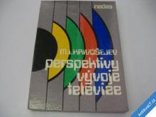 PERSPEKTIVY VÝVOJE TELEVIZE  NADAS  1984